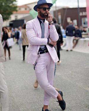 رنگ های پاستلی کت شلوار ها